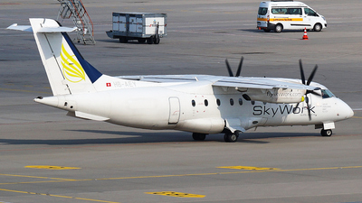 HB-AEY - Dornier Do-328-100 - Sky Work Airlines