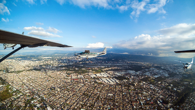 360 - Cessna 208B Grand Caravan - Guatemala - Air Force