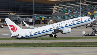 B-5851 - Boeing 737-89L - Air China