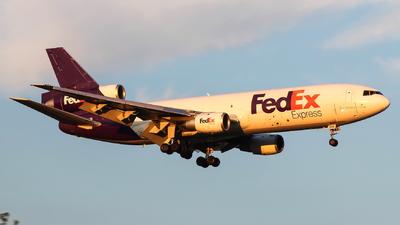 N308FE - McDonnell Douglas MD-10-30(F) - FedEx