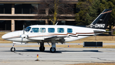 C-GMNQ - Piper PA-31-350 Chieftain - Private