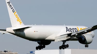 A picture of DAALA - Boeing 777FZN - AeroLogic - © Nigel Harris
