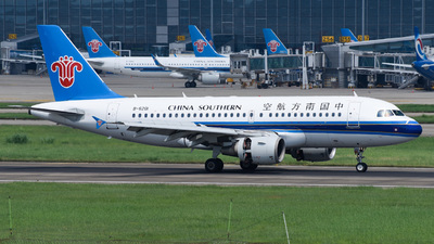 A picture of B6201 - Airbus A319115 - China Southern Airlines - © tucaoge