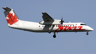 C-GLTA - Bombardier Dash 8-301 - Air Canada Jazz