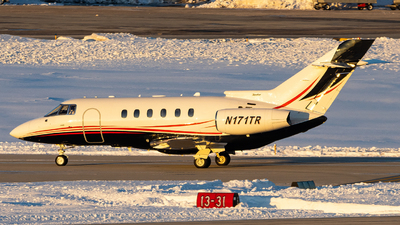 N171TR - Raytheon Hawker 800XP - Private