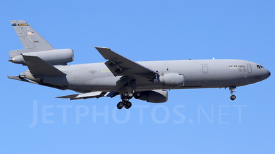 84-0190 - McDonnell Douglas KC-10A Extender - United States - US Air Force (USAF)