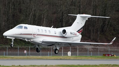 N412QS - Embraer 505 Phenom 300 - NetJets Aviation