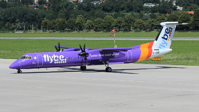 G-JEDR - Bombardier Dash 8-Q402 - Flybe