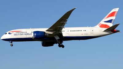 75d176088512 G-ZBJC - Boeing 787-8 Dreamliner - British Airways - Flightradar24