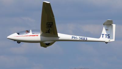 PH-1483 - Schleicher ASK-21 - Private