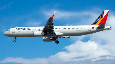 A picture of RPC9924 - Airbus A321231 - Philippine Airlines - © Patrick