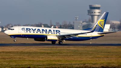 A picture of EIEVN - Boeing 7378AS - Ryanair - © Jarek Siejakowski