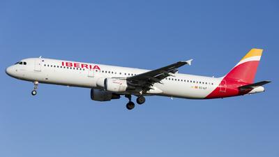 EC-ILP - Airbus A321-211 - Iberia