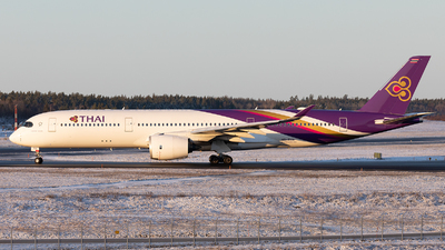 HS-THN - Airbus A350-941 - Thai Airways International