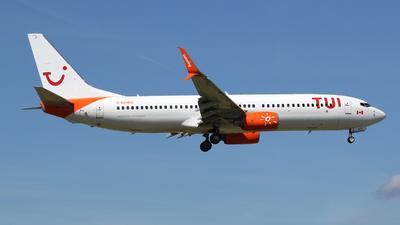 C-GOWG - Boeing 737-86J - TUI