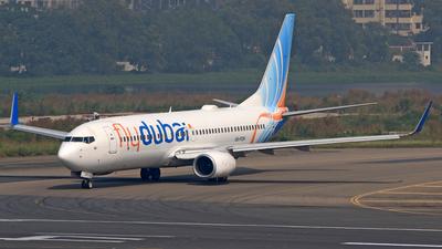 A6-FDH - Boeing 737-8KN - flydubai