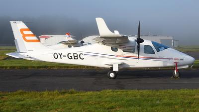 OY-GBC - Tecnam P2006T - Greybird Aviation Group