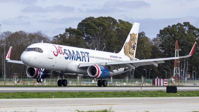 LV-HVT - Airbus A320-232 - JetSmart Argentina