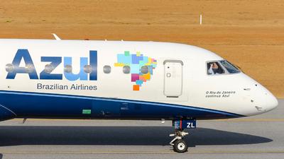 PR-AZL - Embraer 190-100IGW - Azul Linhas Aéreas Brasileiras