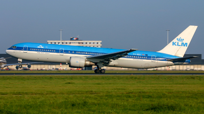 PH-BZC - Boeing 767-306(ER) - KLM Royal Dutch Airlines