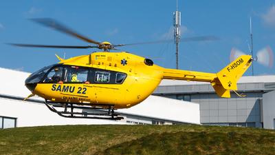 F-HSOM - Eurocopter EC 145C2 - Babcock MCS France