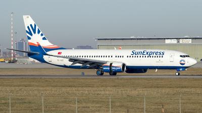 TC-SEE - Boeing 737-8CX - SunExpress