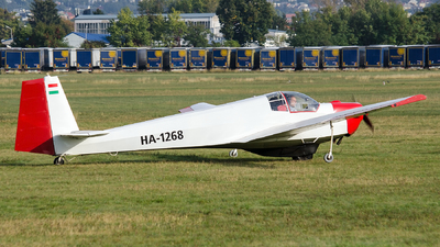HA-1268 - Scheibe SF.25C Falke - Private