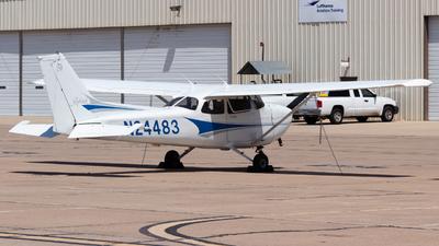 N24483 - Cessna 172R Skyhawk - Fly Goodyear