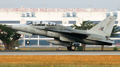 40101 - KAI T-50 Golden Eagle - Thailand - Royal Thai Air Force