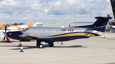 OO-GEE - Pilatus PC-12/47E - Private