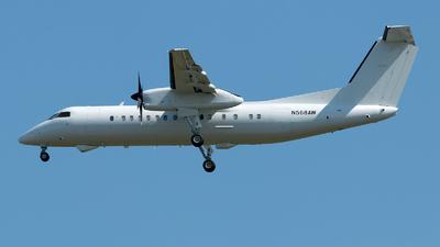 A picture of N568AW - De Havilland Canada Dash 8300 -  - © Szabó Imre
