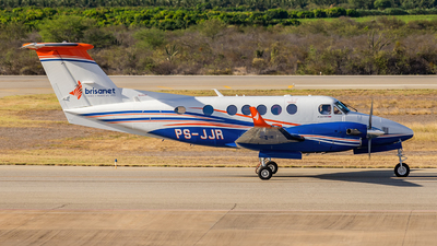 PS-JJR - Beechcraft B200GT Super King Air - Private