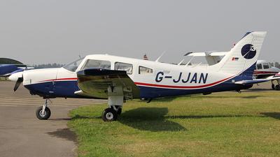 G-JJAN - Piper PA-28-181 Archer II - Private