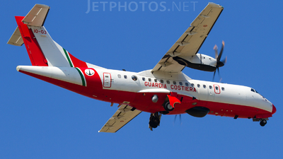 MM62270 - ATR 42-500MP Surveyor - Italy - Coast Guard