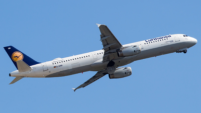 A picture of DAISB - Airbus A321231 - Lufthansa - © Aitor Martinez Nieves