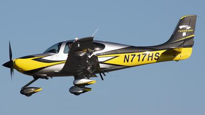 N717HS - Cirrus SR22T G6 Edition 7 Thousand - Private