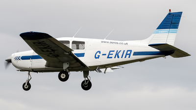 G-EKIR - Piper PA-28-161 Cadet - Aeros Flight Training
