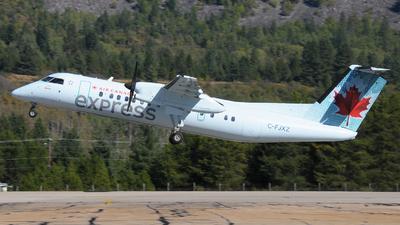 C-FJXZ - Bombardier Dash 8-311 - Air Canada Express (Jazz Aviation)