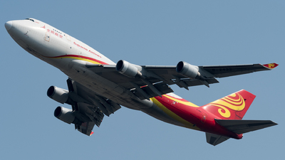 B-2432 - Boeing 747-481(BDSF) - Suparna Airlines