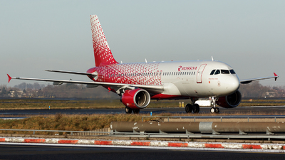 VP-BWH - Airbus A320-214 - Rossiya Airlines