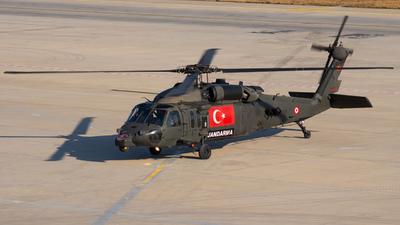 J-1914 - Sikorsky S-70A-28 Blackhawk - Turkey - Jandarma