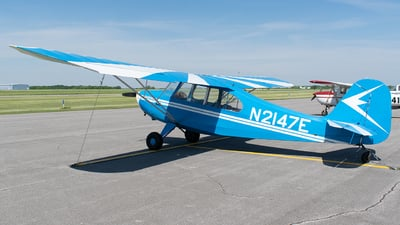 N2147E - Aeronca 7BCM Champion - Private