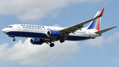 EI-RUC - Boeing 737-86R - Transaero Airlines