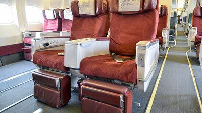 HS-BIE - Boeing 767-383(ER) - Business Air