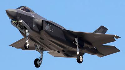 19-8727 - Lockheed Martin F-35A Lightning II - Japan - Air Self Defence Force (JASDF)
