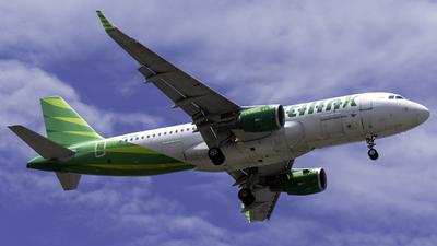 PK-GQE - Airbus A320-214 - Citilink