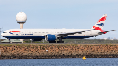 A picture of GSTBA - Boeing 777336(ER) - British Airways - © Mark B Imagery