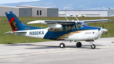 N888KA - Cessna T210L Turbo Centurion II - Private