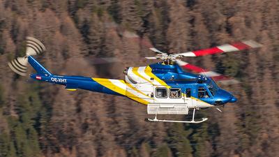 OE-XHT - Agusta-Bell AB-412 - Heli Austria