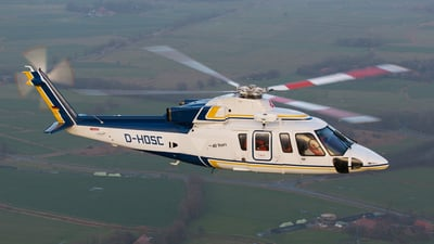 D-HOSC - Sikorsky S-76B - Wiking Helikopter Service